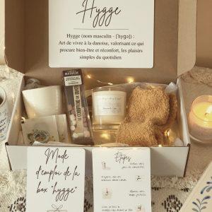 """Box """"hygge"""""""