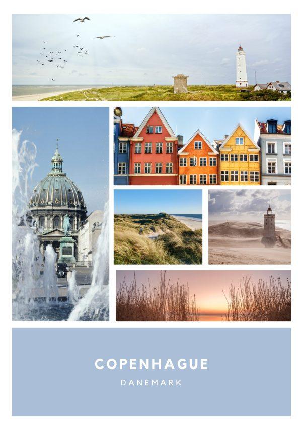 La bougie COPENHAGUE, à l'odeur fruitée et fleurie, vous emportera au coeur de la capitale du hygge et du cocooning grâce à ses notes aromatiques.