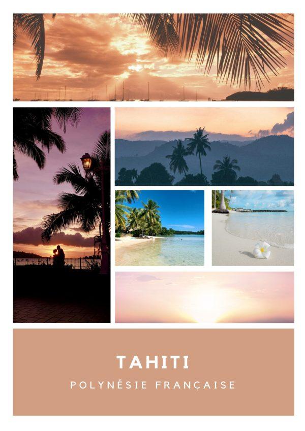 La bougie TAHITI, grâce à ses fragrances de monoï, vous offrira l'illusion d'un voyage paradisiaque au coeur d'une belle destination.