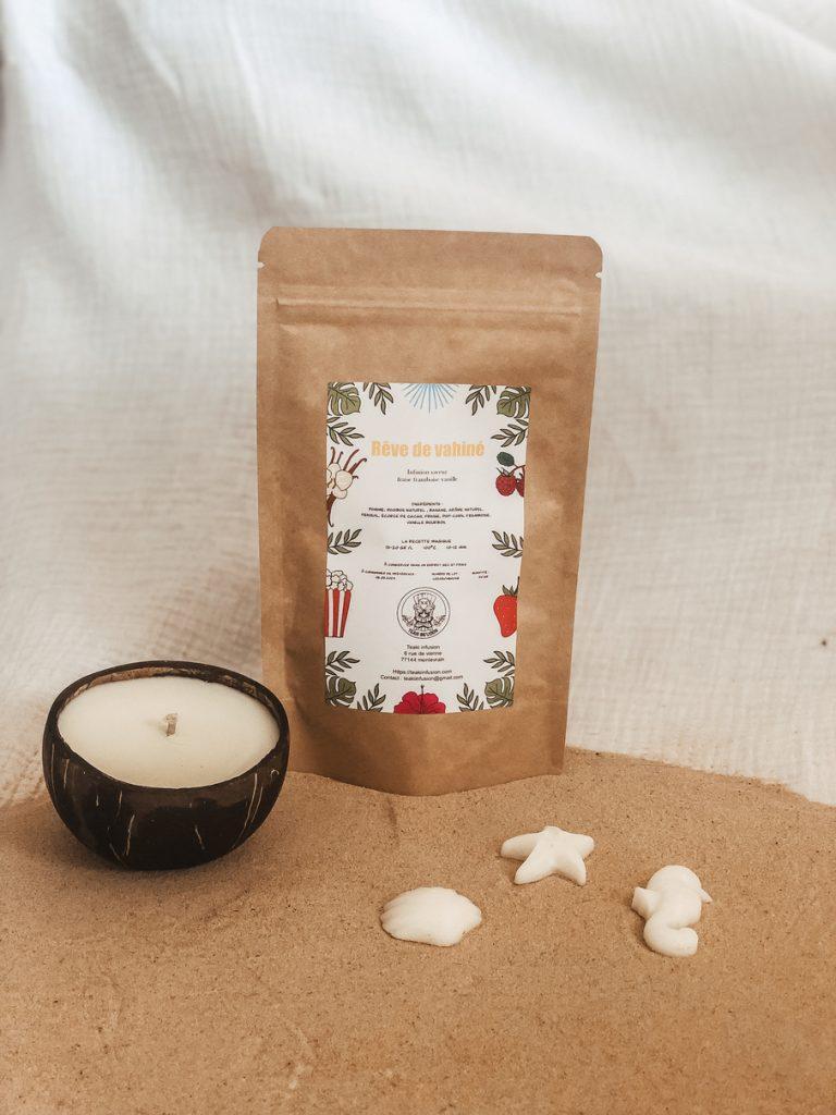 Cette box amènera le soleil dans votre intérieur. Vous pourrez y découvrir des surprises pour une expérience olfactive captivante.