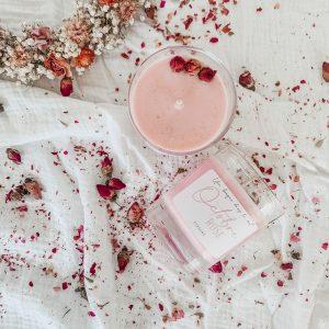 Bougie – Octobre rose