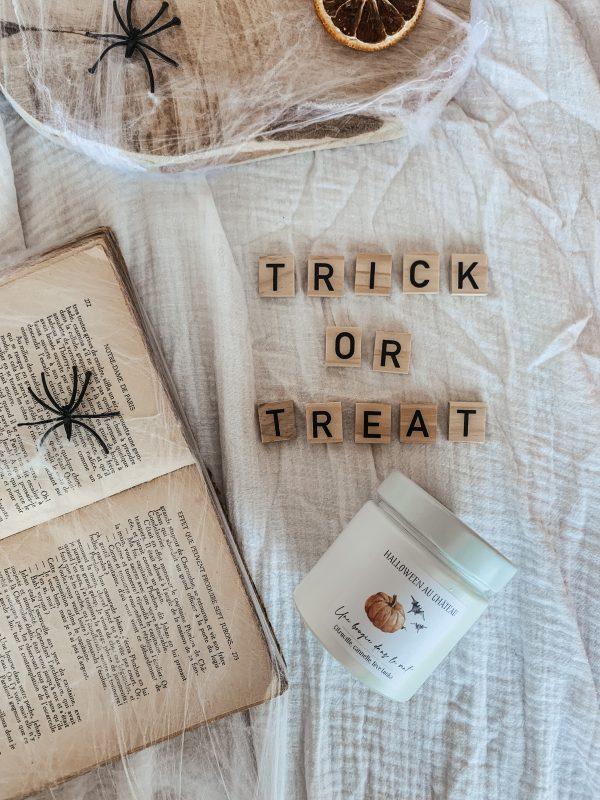 Halloween au château - Une Bougie Dans Le Vent